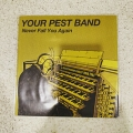 YOUR PEST BAND/Never Fall You Again
