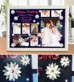 結婚祝い写真立て フォトフレーム 名入れ、名前入りプレゼント A4「フロイントエーエ」