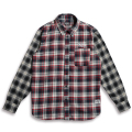 SILLY GOOD / CRAZY PATTERN FLANNEL SHIRT
