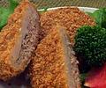 れんこん肉はさみ揚げ