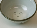 にこにこ大人茶碗