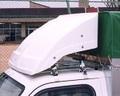 軽トラック用風防 導風板 軽太郎 ハイルーフ用