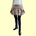 バルーンスカートの型紙W66-70cm【チョコラジオ】【委託品】