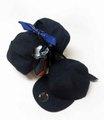 SNAP BACK CAP>バンダナカスタム(黒)