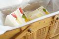 竹の手提げ弁当箱