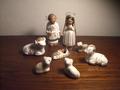 イエス生誕土人形セット