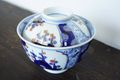 伊万里蓋付き茶碗(B)