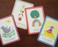 Life Affirmation Card(ライフアファーメーションカード)ポストカード&モルダバイトさざれ付