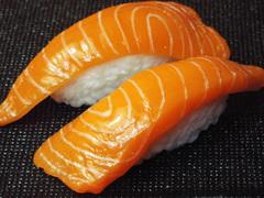 SKN000211Bにぎり寿司サーモン大A
