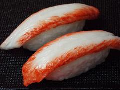 SKN000151Cにぎり寿司かに足大