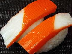 SKN000151Bにぎり寿司かにかま小
