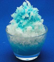 MKM060014A ミニカキ氷~昔ながらのかき氷ブルーハワイ