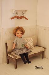 ベッツィー サイズのソファー