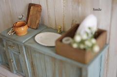 キッチン~小さめドール、scon用