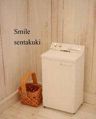ドール用 洗濯機モチーフ♪