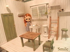 Smile オーダードールハウス(30センチ級、ブライス、momokoなど)¥8000~
