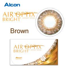 アルコン エアオプティクス ブライト(ブラウン)