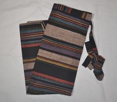 綿100% 和柄巻きスカート