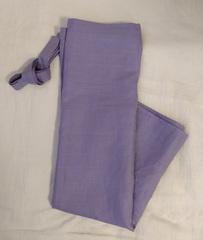 薄紫 巻きスカート