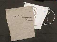 麻の古代パンツ