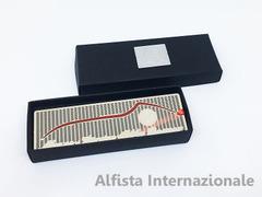 アルファロメオ ステンレスブックマーク