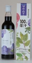 (新)無添加ブルーベリーの果汁