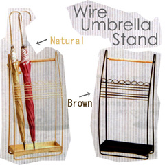 Wire Umbrella Stand(ワイヤー傘立て)2