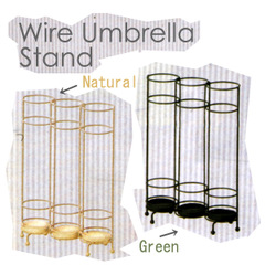 Wire Umbrella Stand(ワイヤー傘立て)