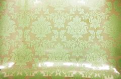 ピスタチオグリーンダマスク(ラスター付き)Sサイズ