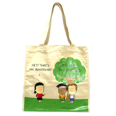 Recycle Boyfriend Tote