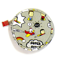Superhero Coin Purse
