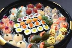 No,165手まり寿司盛り