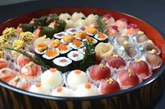 No,166手まり寿司盛り