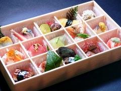 大開運手まり寿司