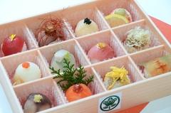 福Fuku特選てまり寿司