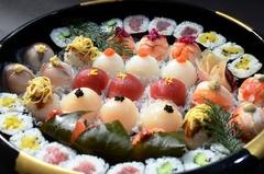 No,162手まり寿司盛り
