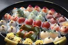 No,161手まり寿司盛り