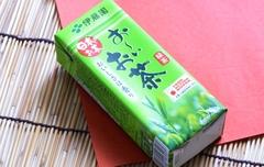 紙パックお茶(250ml)
