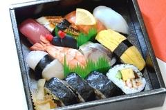 にぎり寿司盛合わせNo,01