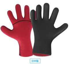 "Surf Gloves ""パーム"" 1mm"