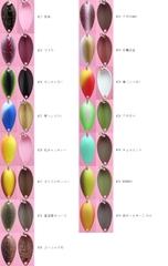 スリーピースルアーズ 3PIECE LURES レベッカ (REBECCA) 1.3g レギュラーカラー-F887