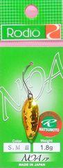 ロデオクラフト ノア (NOA) 1.8g S.MⅢ 松本モデル(ハンマード仕様)-B582