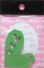 オフィスユーカリ Aniデザイン ラインカッター 緑-B338