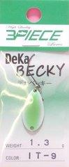 スリーピースルアーズ 3PIECE LURES デカベッキー DEKA BECKY レギュラーカラー 1.3g-C058