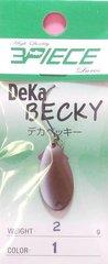 スリーピースルアーズ 3PIECE LURES デカベッキー DEKA BECKY レギュラーカラー 2.0g-C101
