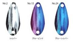 ヤリエ ピリカモア 0.7g シルバーベース-D329