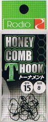 ロデオクラフト ハニカムTフックトーナメント サービスパック 50本入り-B770
