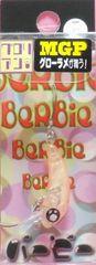 ロブルアー バービー SS(スローシンキング)1.6g MGP グロリアン G7 パラパラパステル-B500