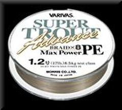 バリバス(VARIVAS) スーパートラウト アドバンス マックスパワーPE 0.6号-A069