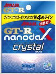 APPLAUD GT-R nanodaX Crystal Hard (サンヨーナイロン ナノダックス クリスタルハード) 2lb 100m-A373